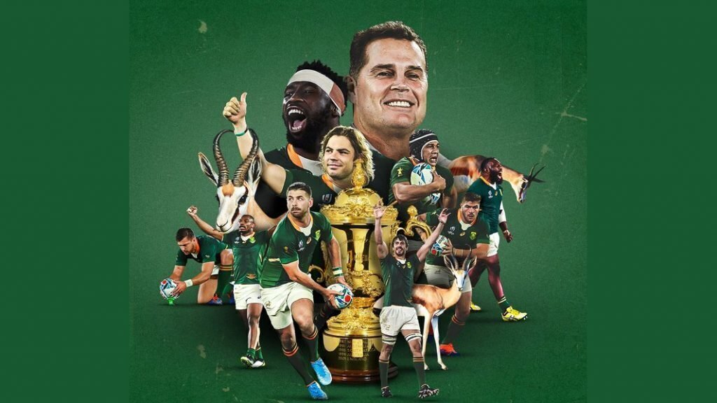 Boks clean up at World Rugby awards