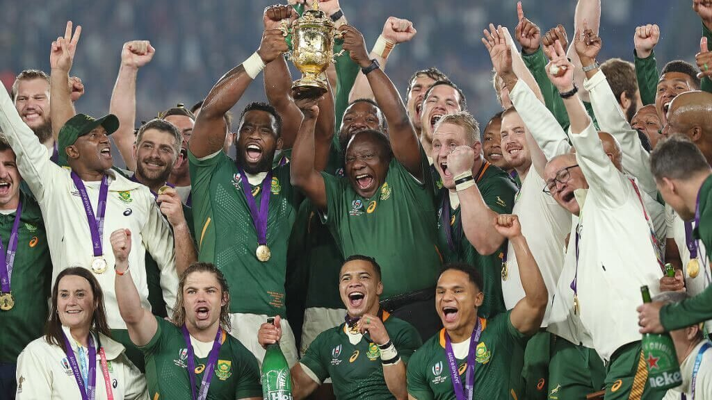 REPORT: World Cup 2027 bid not on SA Rugby's agenda