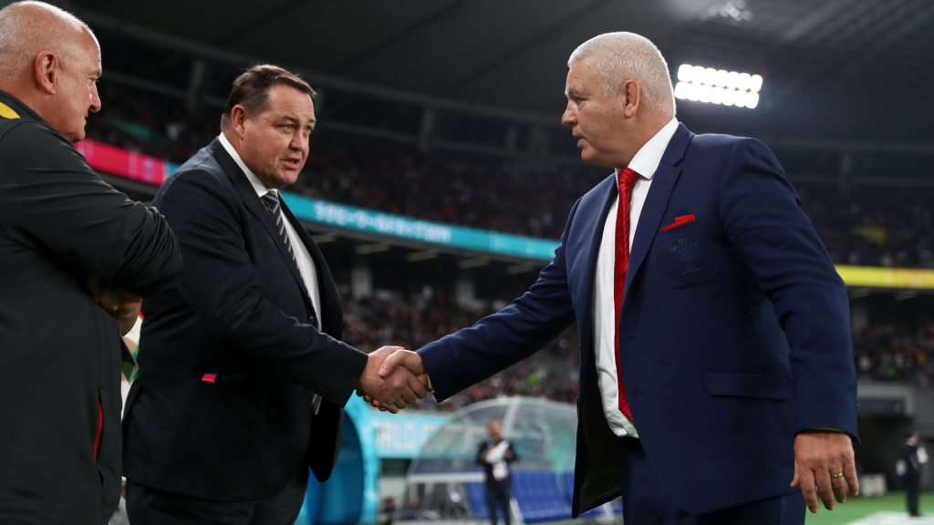 Why Gatland turned down offer to apply for All Blacks job