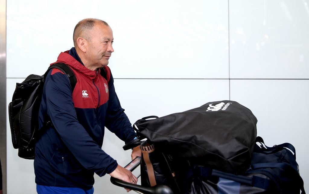 England return to Japan