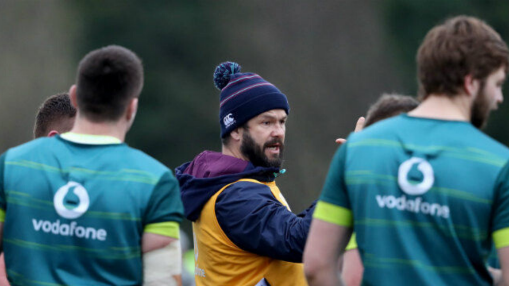 Farrell trims his Irish squad