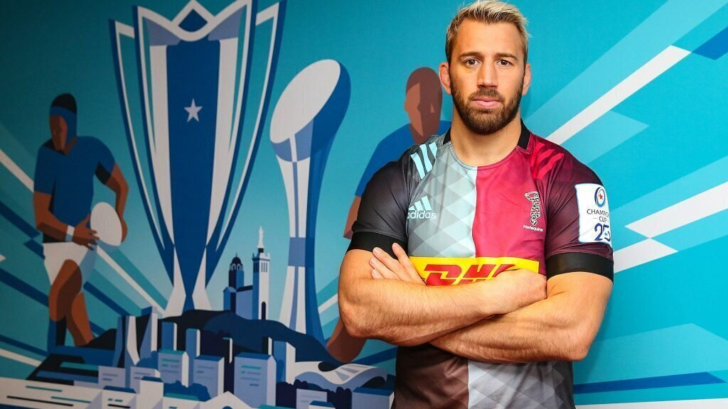 VIDEO: Robshaw to leave Harlequins