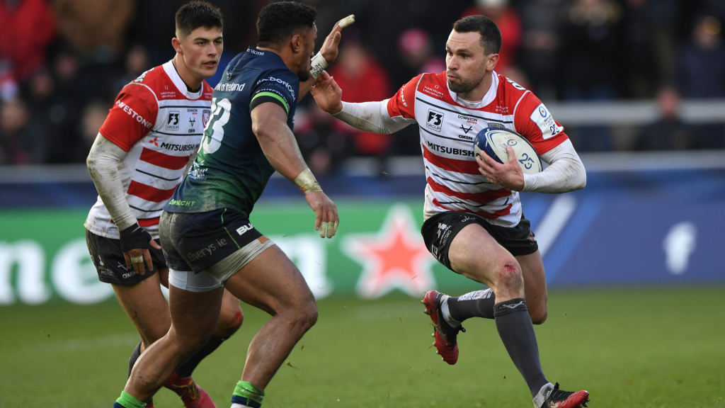 Gloucester ropes in another new signing