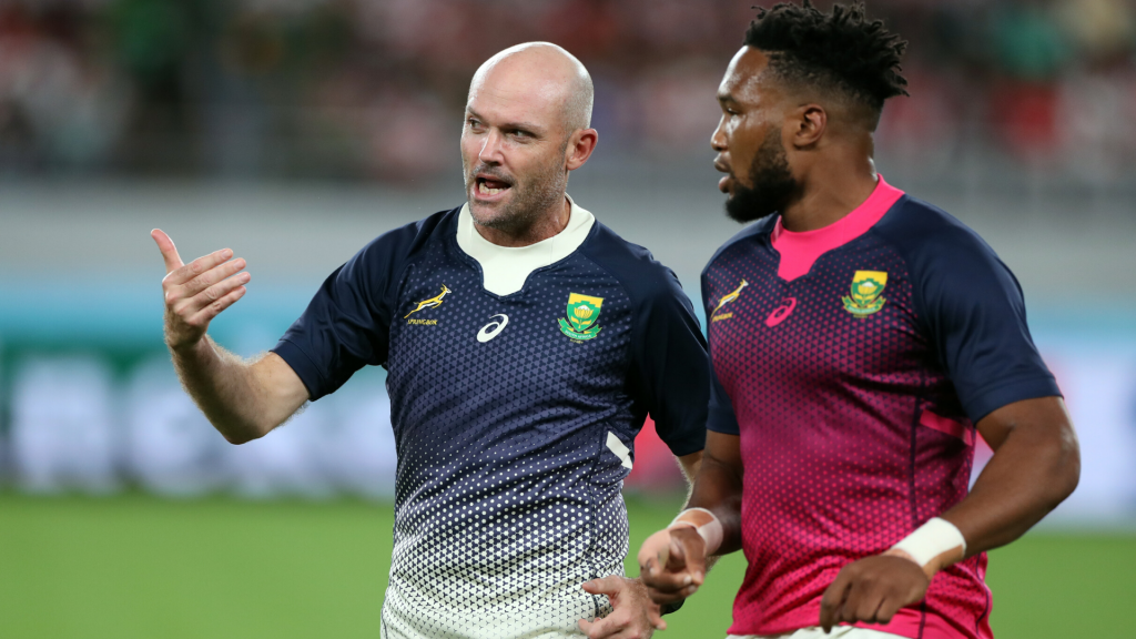 Kolisi and Am to lead Springbok Green and Gold teams