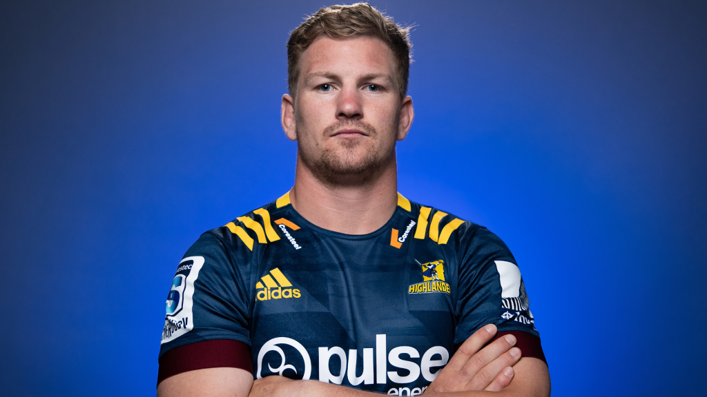 Highlanders reveal their captain
