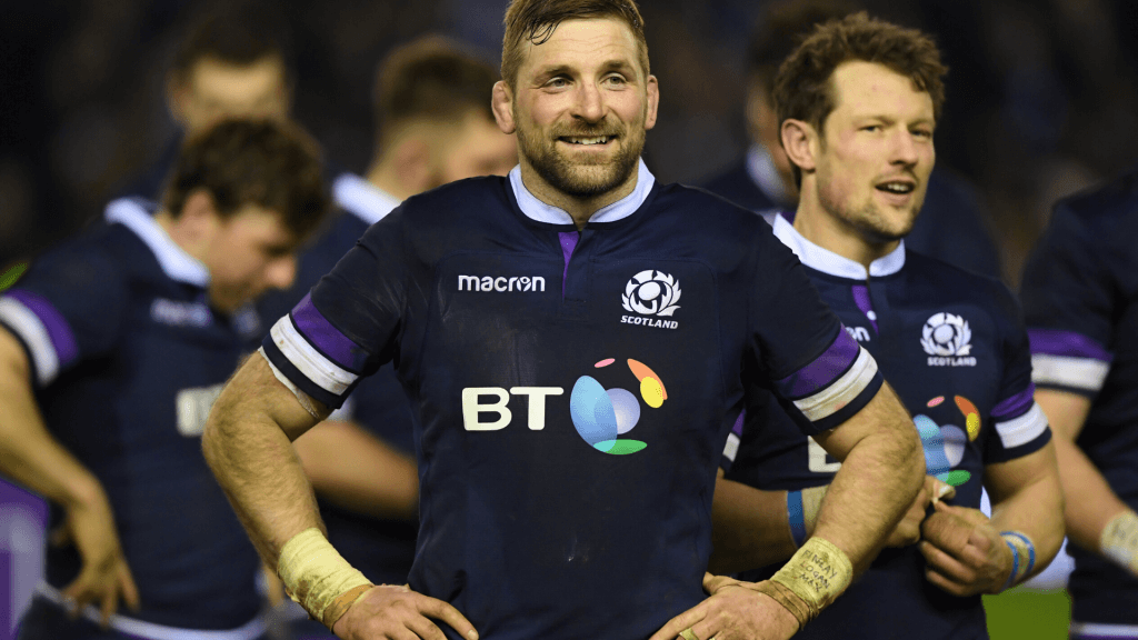 Scotland captain calls time on Test career