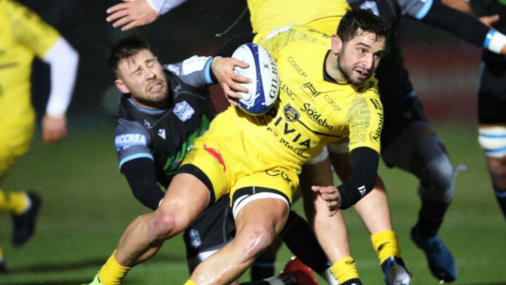 La Rochelle dent Glasgow's quarterfinal hopes