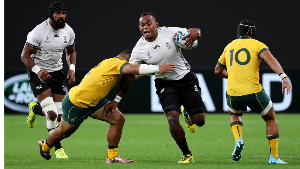 Super Rugby team in race to sign sacked Fiji star