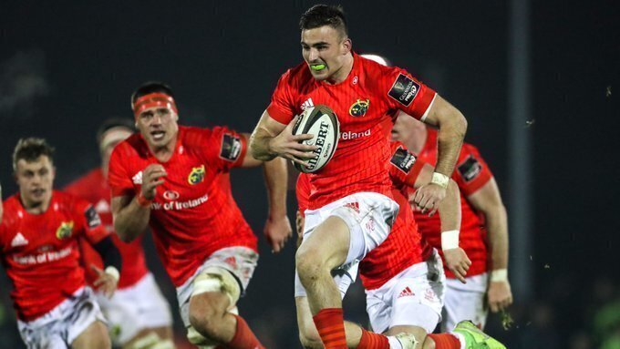 Munster remain top