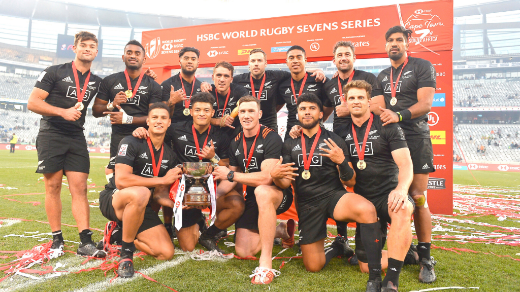 Cape Town Sevens Highlights