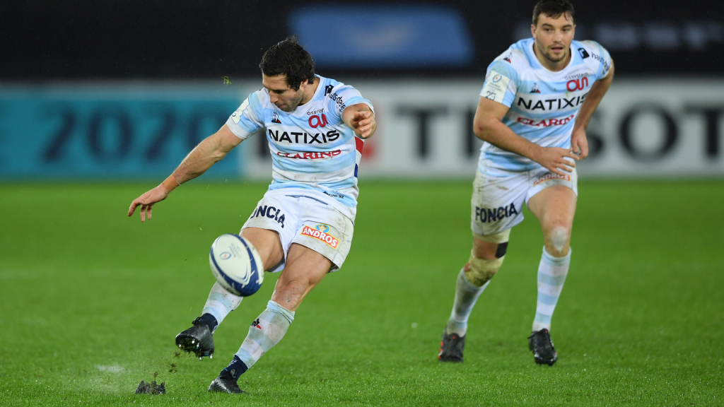 Racing too strong for brave Ospreys