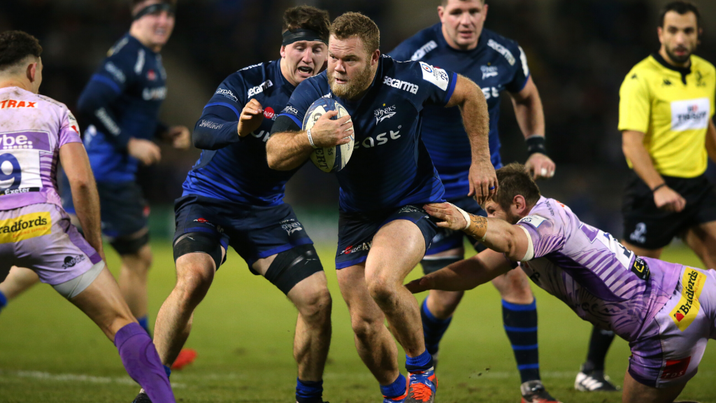 Exeter dig deep to beat Sale