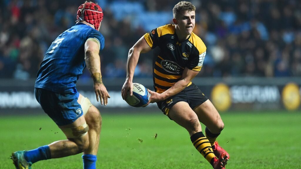 Warriors pull one of Wasps' most potent stings