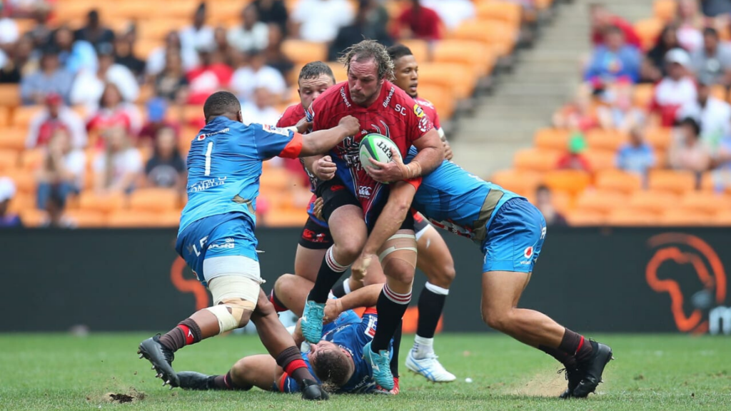 Bulls beat Lions in Soweto try-fest