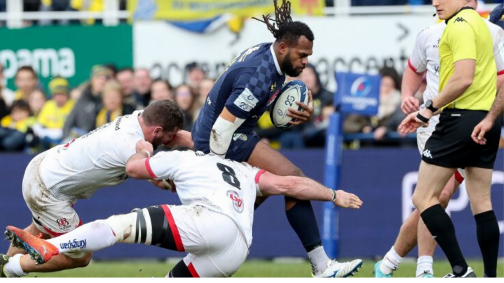 Clermont's second-half display destroys Ulster