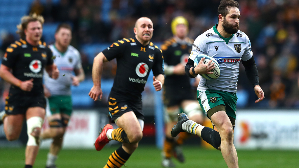 Saints snatch dramatic win over Wasps