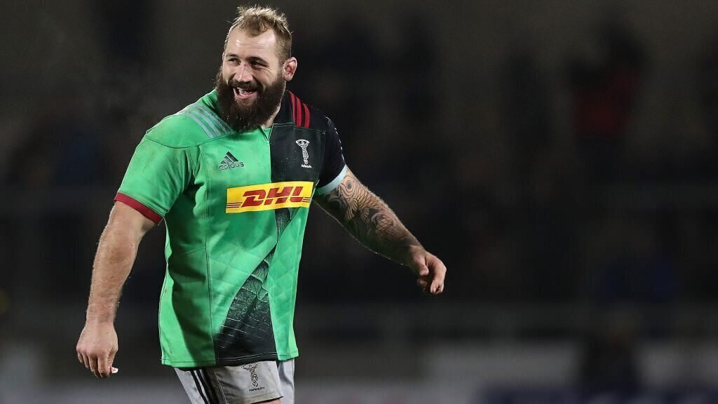 Joe Marler was 'absolutely ridiculous'