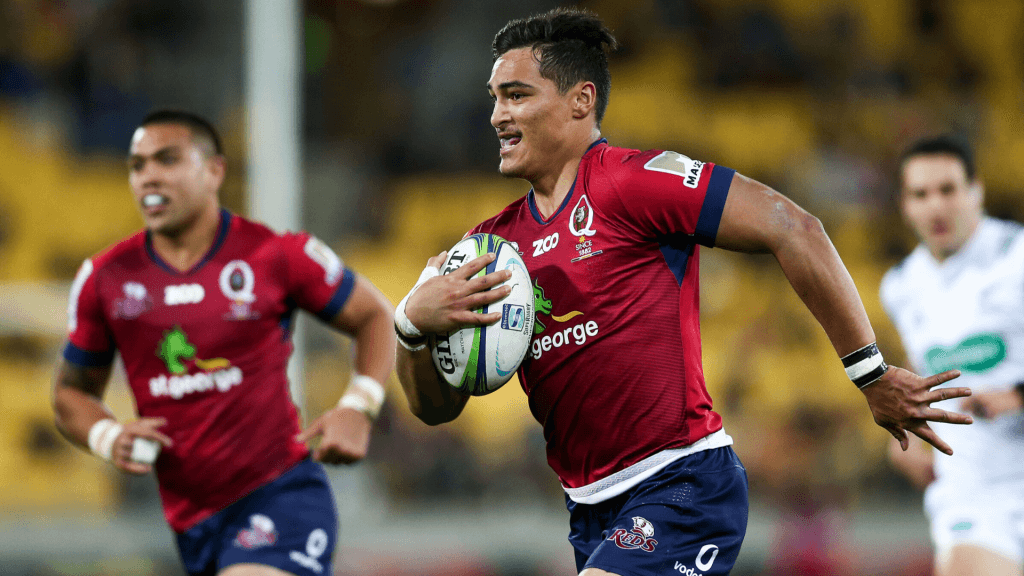 Reds' young star cleared for Brumbies clash