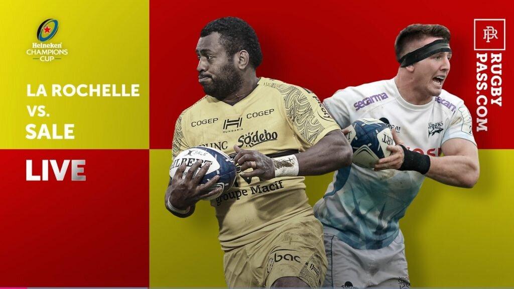 RECAP: La Rochelle v Sale Sharks