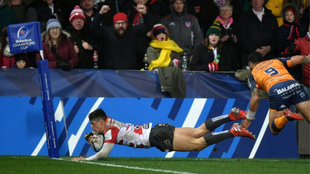Gloucester too good for Montpellier