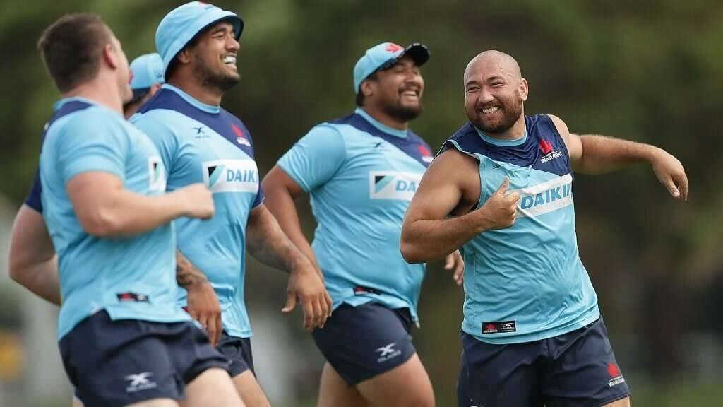 VIDEO: Gypsy's new role at Tahs