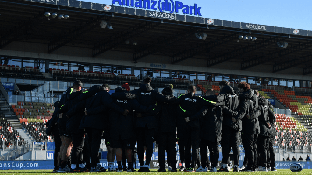 Saracens hold onto 'invaluable' SA forward