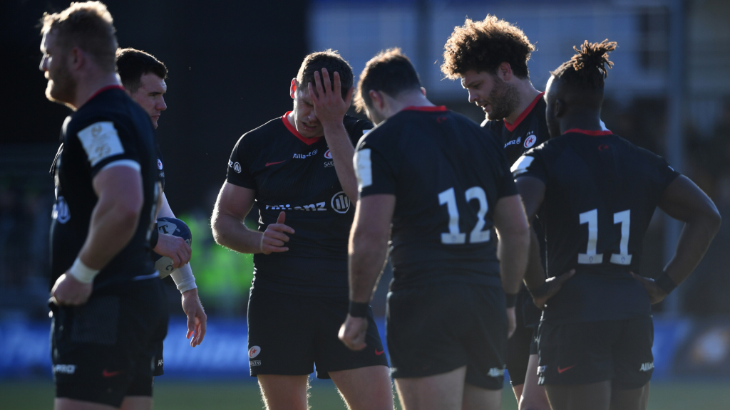 Troubled Saracens escape European ban
