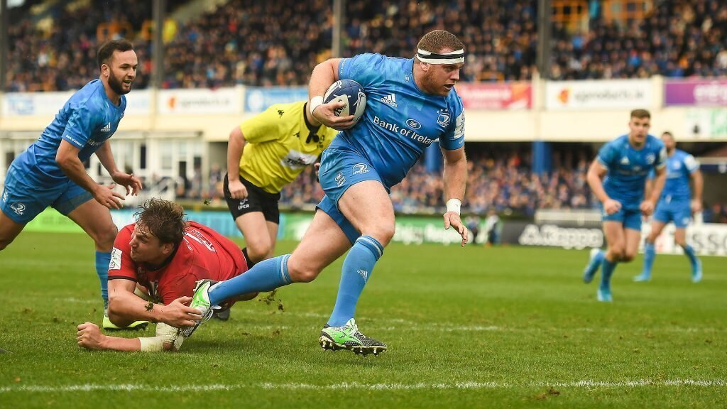 Leinster machine marches on