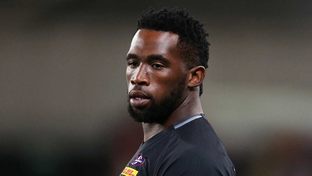 Kolisi speaks out about his departure