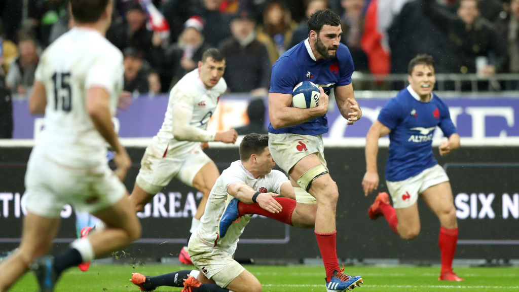 Good news for France ahead of Six Nations opener