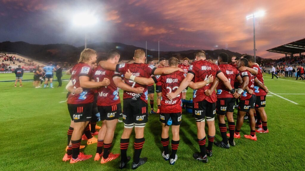 Crusaders lose their leader