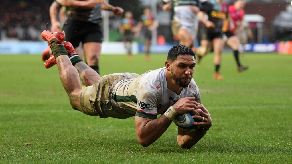 Rona double helps Exiles ease past Harlequins