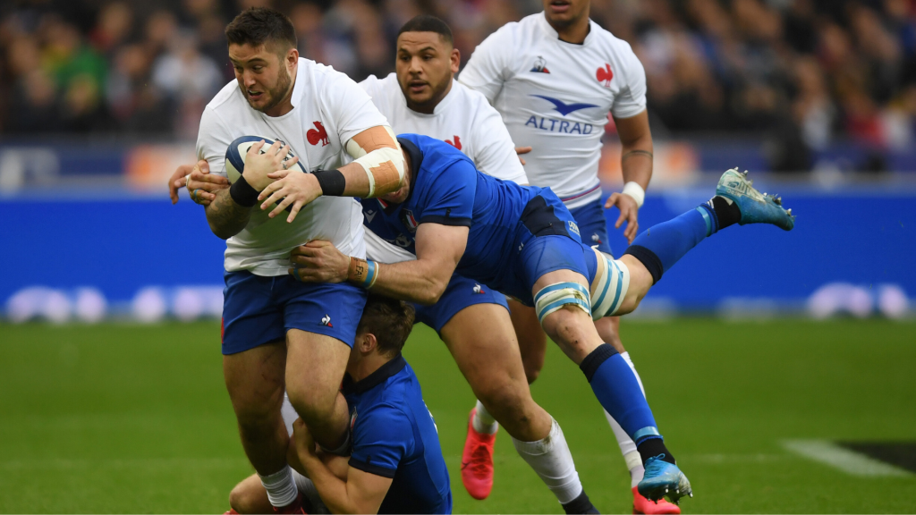 France's costly Grand slam dream