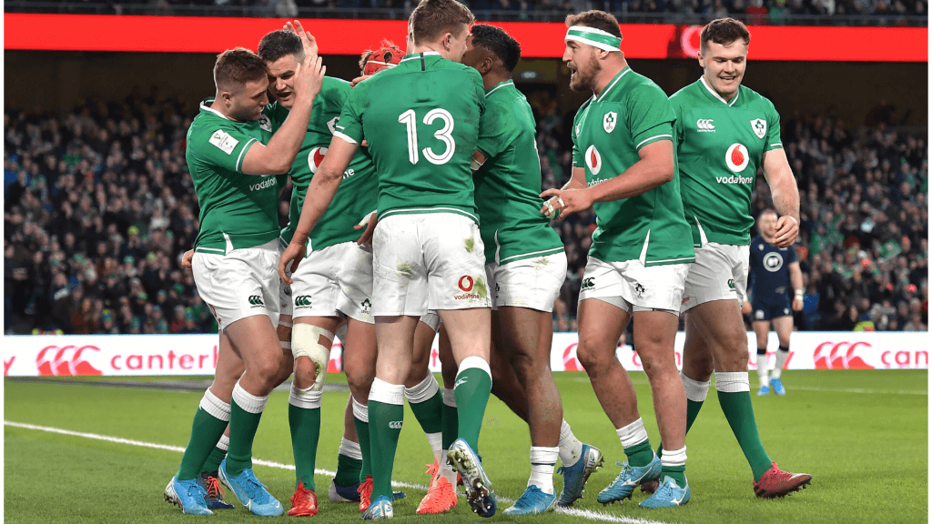 Ireland star to miss Six Nations finale