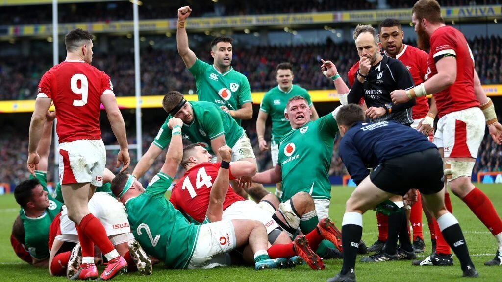 Six Nations Team of the Week, Round Two