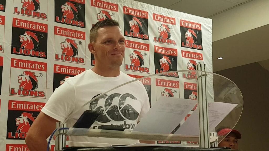 Bok blow for Lions