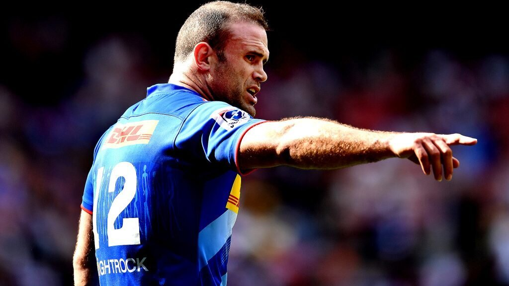 Stormers star joins frontline in Covid-19 fight