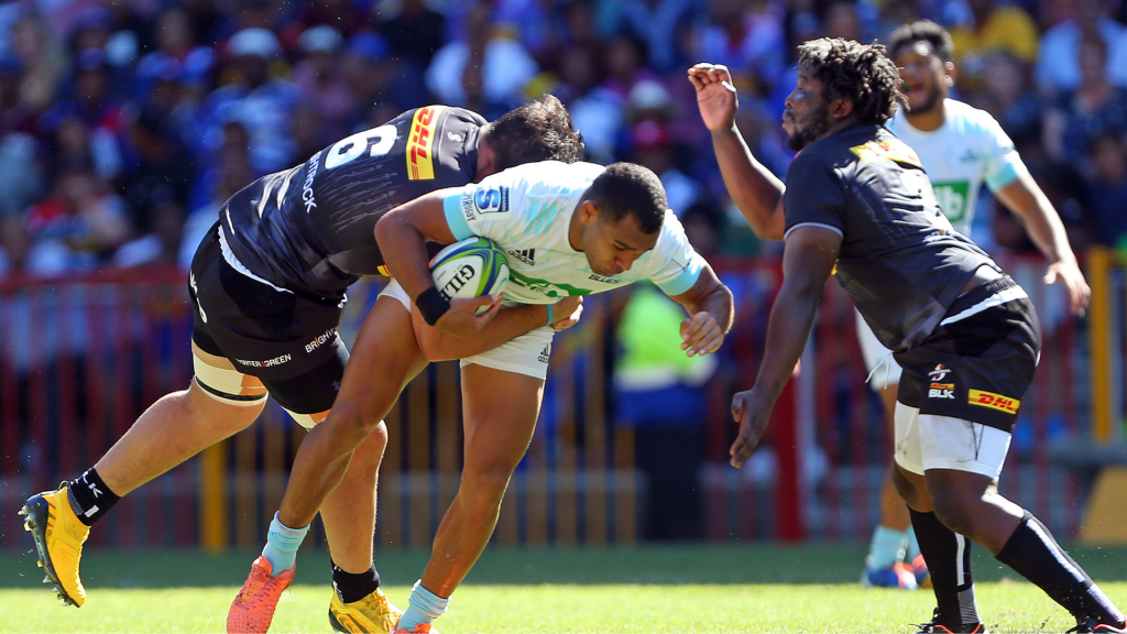 Blues end Stormers' flawless run