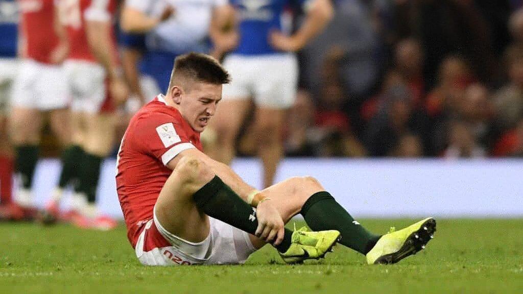 Cruel blow for Wales