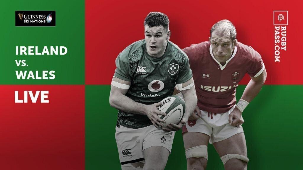 RECAP: Ireland v Wales