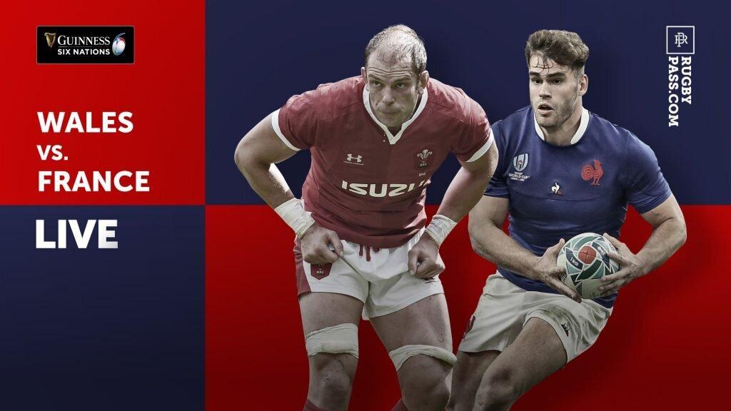 RECAP: Wales v France