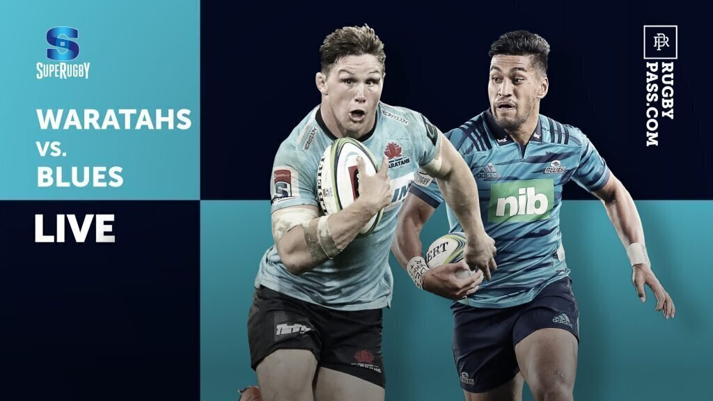 RECAP: Waratahs v Blues