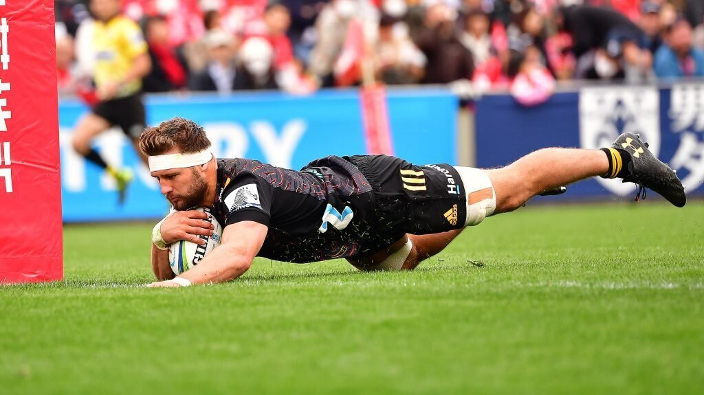 Another New Zealand star heads to Japan
