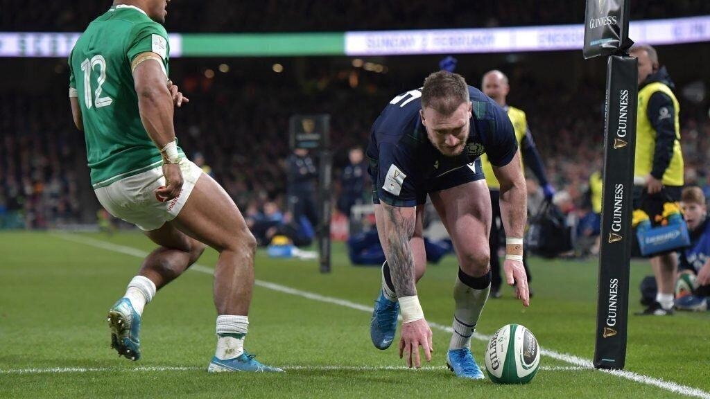 Scotland expect 'confident' Hogg against Italy