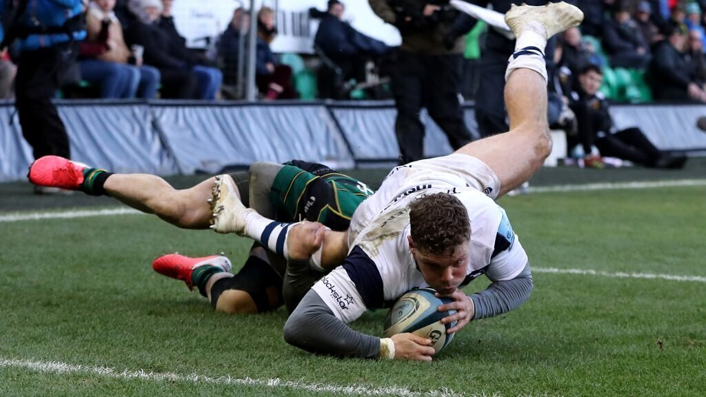 Two-try blitz sees Bears past Saints