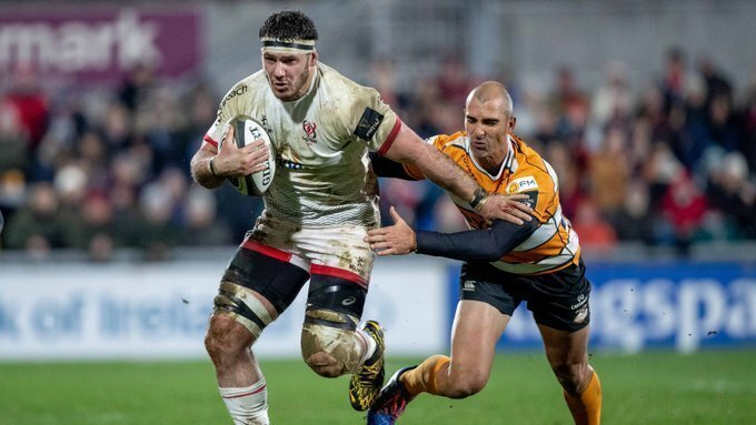 Ulster too good for hapless Cheetahs