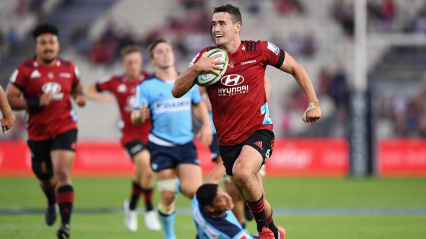 Tasman steals an All Black for Mitre 10 Cup