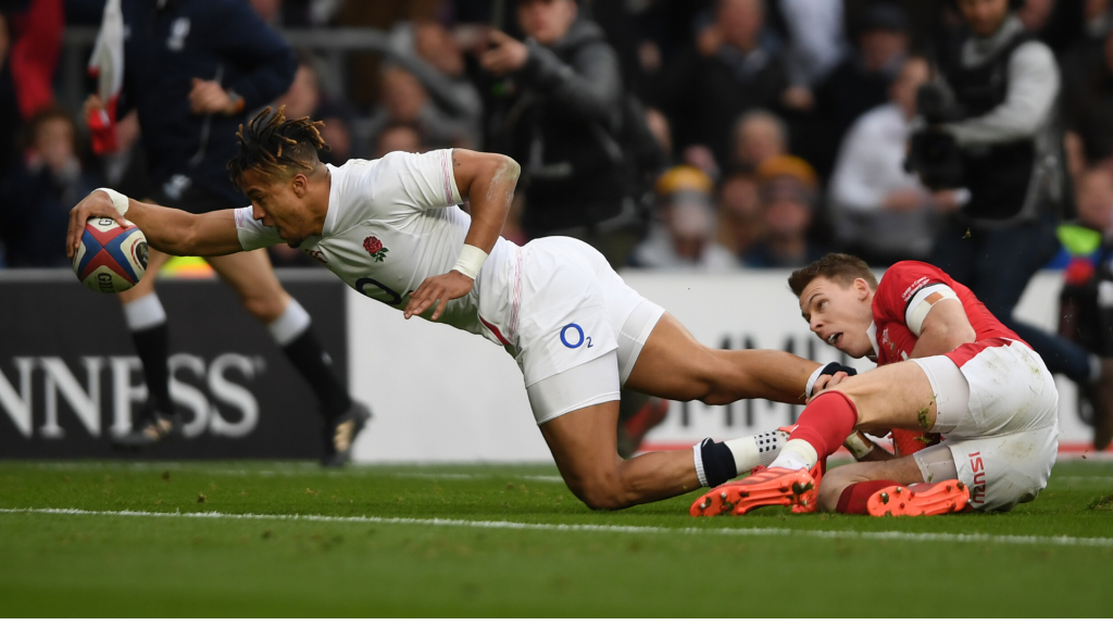 England get two stars back from injury for Wales clash