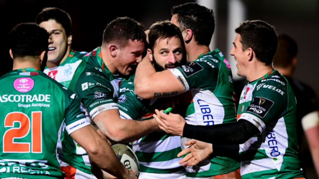Benetton keep play-off hopes alive