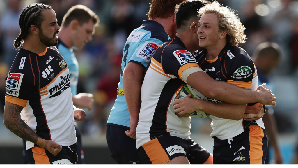 Brumbies make two changes for Rebels battle